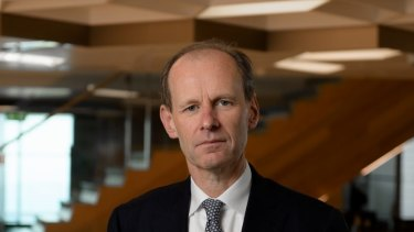 ANZ chief executive Shayne Elliott