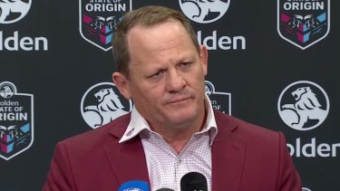 Poisoned chalice?: Kevin Walters appears set to finally land an NRL gig.