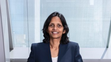 Macquarie Bank CEO Shemara Wikramanayake.