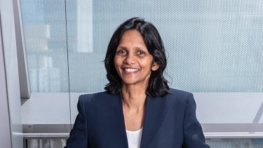 Chief executive Shemara Wikramanayake.
