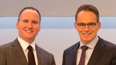 BHP chairman Ken MacKenzie and chief executive Andrew Mackenzie will soon reveal their plans for handing back $US10.8 billion to shareholders.