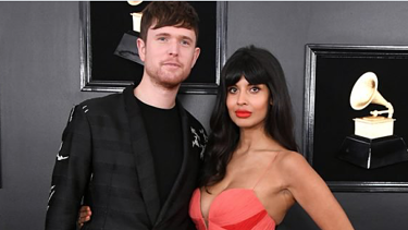 "James Blake says his partner Jameela Jamil  ""has an incredible musical instinct"" and helped him make his new album."