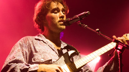 Matt Corby review: slow, soulful and sometimes soporific