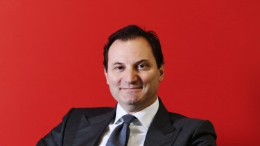 Origin Energy CEO Frank Calabria says the company is looking to step into broadband and NBN.