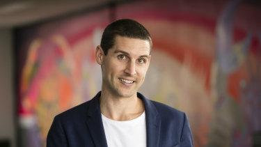 Former Unlockd chief executive Matt Berriman launched the freemium-model app in 2016.