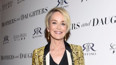 Sharon Stone warns against worrying so much about ageing we forget what we gain from it.