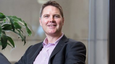Sam Allert, managing director, Reckon Limited, for Time Out in Life and Leisure.