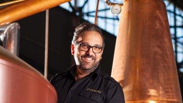 David Vitale founder of Starward Whisky