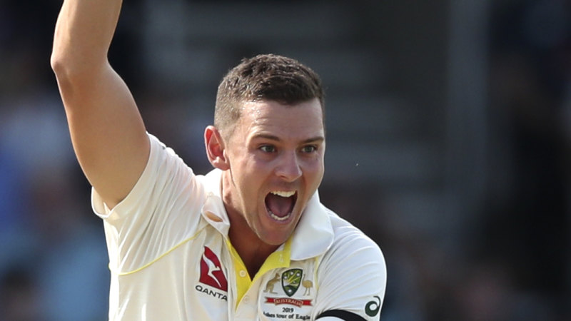 Hazlewood admits lack of competition for spots hurt pace brigade