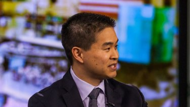"Brad Katsuyama, the hero of Michael Lews' ""Flash Boys,'' realised his buying orders were being front-run by high-frequency traders."