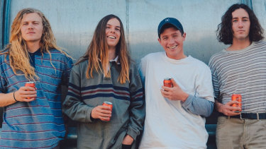 Perth-based Great Gable, inaugural Alby Made grand recipients, bring a subtle twist to their alternative-indie sound.