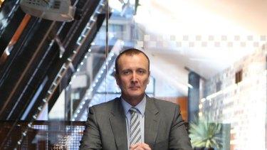 Prime Media chief executive Ian Audsley.