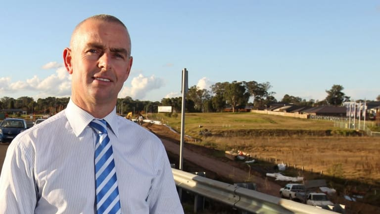 Camden MP Chris Patterson is retiring from politics at the next state election in March.
