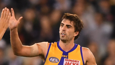 Andrew Gaff says the sledge was disappointing.