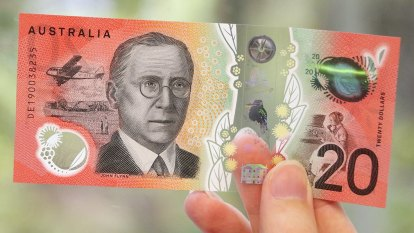 Reserve Bank reveals design of Australia's new $20 banknote