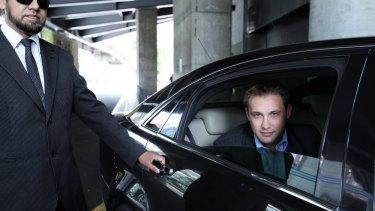 Starting: Uber Sydney general manager David Rohrsheim says Australians want `ridesharing'.