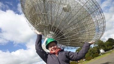 Swinburne University PhD student Emily Petroff discovered the cosmic burst.