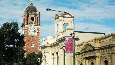 Ipswich Town Hall
