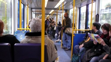 The light rail system described by the government won't have enough capacity for peak-hour passengers: The elephant in the tram.