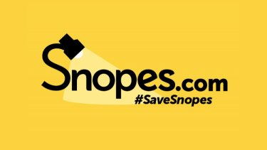 Snopes.com is asking readers to donate money to keep the lights on.