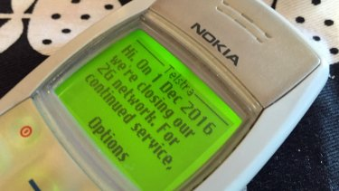 Many old Nokia handsets are ready for retirement as Telstra and Optus prepare to shut down their 2G GSM mobile phone networks.