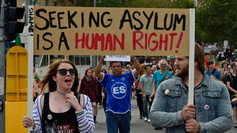 Australia will violate its substantive obligations under international law if it returns asylum seekers before a full evaluation of their claims.