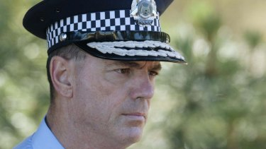 WA Police Commissioner Karl O'Callaghan has called for the threshold to remove children from dysfunctional families to be lowered.