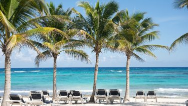 Three resorts in the Playa del Carmen region of Mexico were those flagged by TripAdvisor.