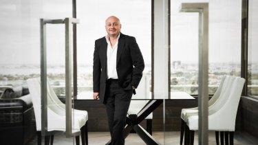 Melbourne entrepreneur, now venture capitalist Larry Kestelman.