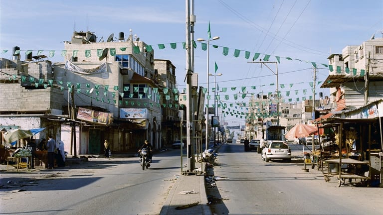 Rafah, Gaza Strip, 2010.