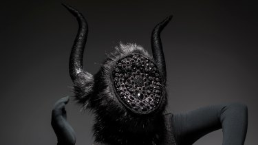 Headpiece by Hamish Elliot for Dance Noir.
