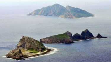 Flashpoint: Part of the disputed islands in the East China Sea, known as Senkaku in Japan and Diaoyu in China.