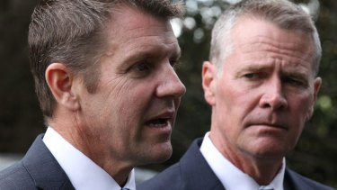 NSW Premier Mike Baird was unable to find out if former deputy premier Andrew Stoner had sought advice from the parliamentary ethics adviser, as required by the ministerial code of conduct.