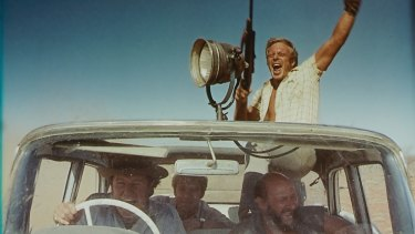 <i>Wake in Fright</i> captured the madness and masculinity we associate with the bush.