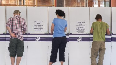 The Queensland and federal governments could end up at odds over the need for voters to show identification.