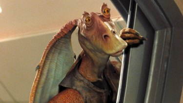 In the dead years before the disappointing prequel films were released we kept the Star Wars dream alive, and what did we get in return? Jar Jar Binks.