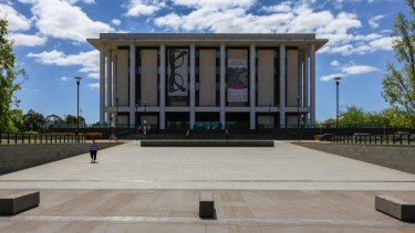 The National Library forecast eight to 10 employees would be lost from its 403 staff.