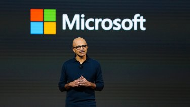 If only Satya Nadella could fix Microsoft's mobile phone woes it would be a total turnaround.