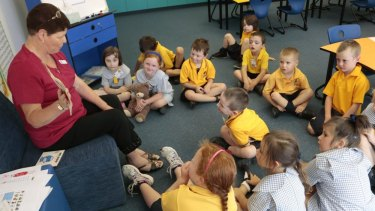 Monday is the first day of kindergarten for many NSW students.