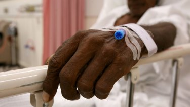 Health bosses admit there are clear areas for improvement in the care of  Aboriginal patients.