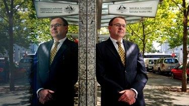 Community Council for Australia chief executive David Crosbie.
