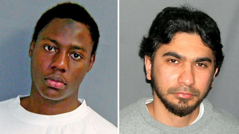 Umar Farouk Abdulmutallab, left, who tried to bomb an airplane, and Faisal Shahzad, who tried to set off a car bomb in Times Square. The attempts prompted more image gathering.