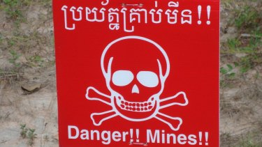 AMP said landmines and cluster bombs killed indiscriminately and left a dangerous legacy for civilians.