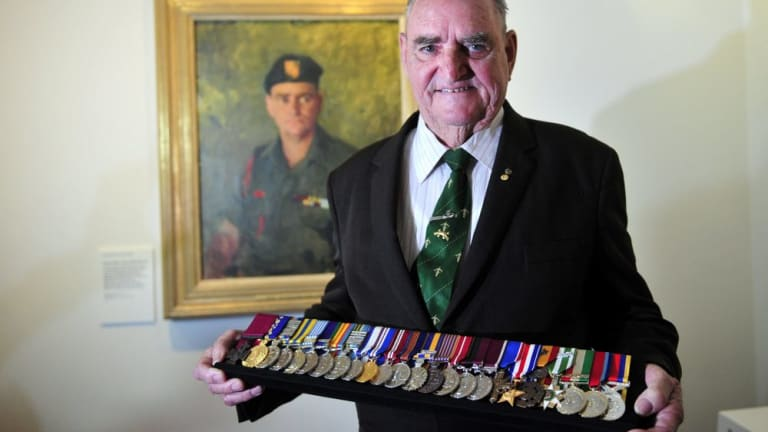 Keith Payne VC has donated his medals, including his Victoria Cross, to the Australian War Memorial.