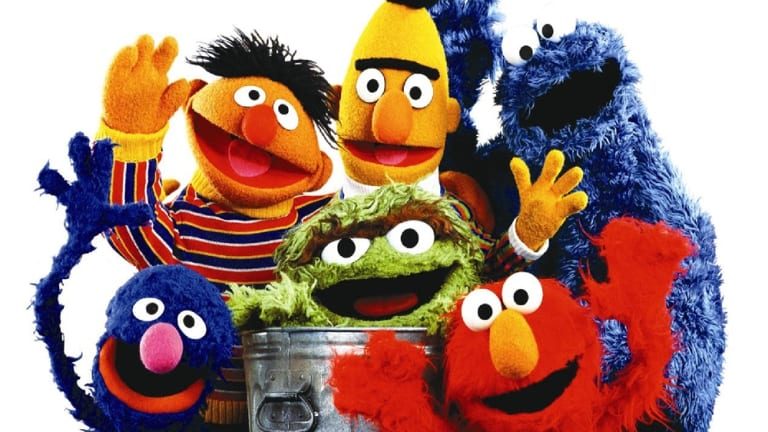 <i>Sesame Street's</i> iconic muppets have survived the move.