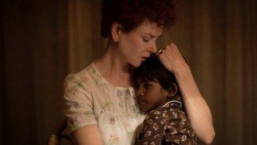 AACTA winners: Nicole Kidman and Sunny Pawar in Lion.
