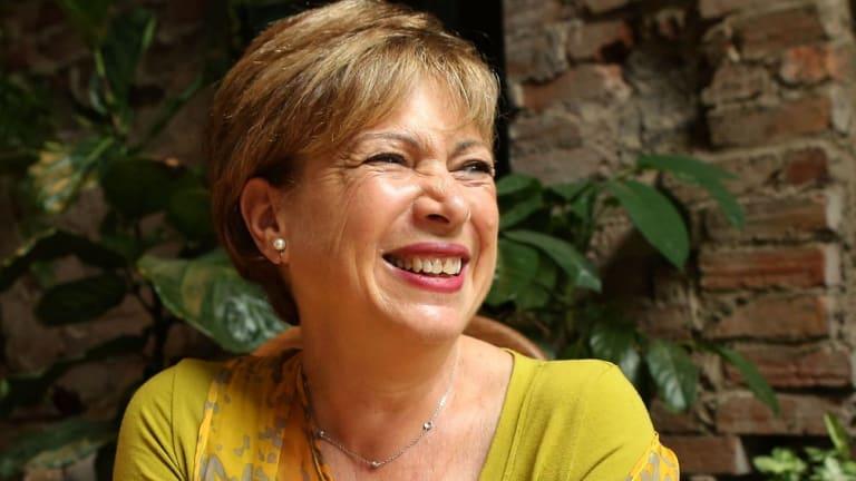 Women in Rotary founder Kerry Kornhauser.