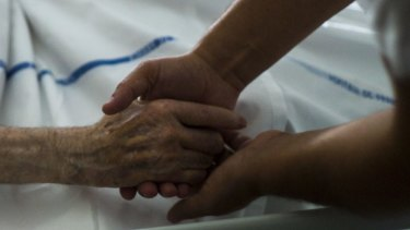 "Christian leaders say the the option of assisted dying could ""become an expectation'."