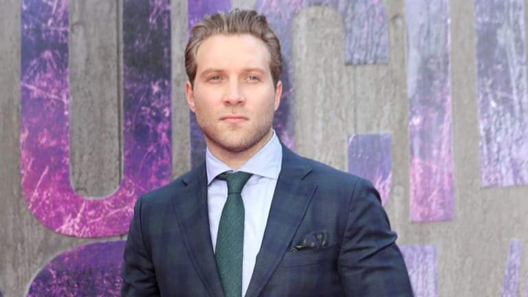 Jai Courtney was honoured with the Breakthrough award, which recognises up and coming talent.