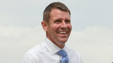 The <i>Herald</i> recommends that voters support Mike Baird and his Coalition team to build on their progress.